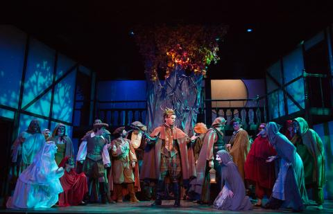 Conservatory theater production