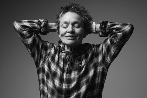 photo of Laurie Anderson