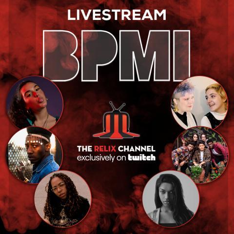 BPMI Live on Twitch
