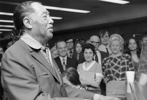 Photo of Duke Ellington