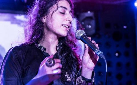 Photo of Arooj Aftab