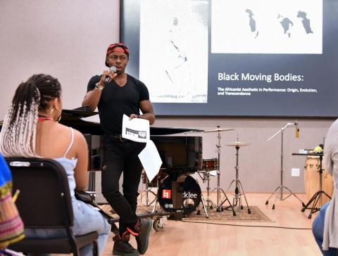 BSI - Black Moving Bodies 2019
