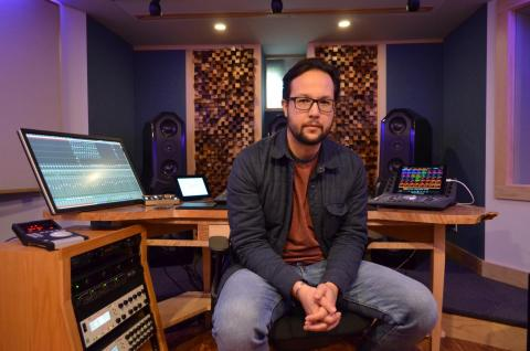 Producer and engineer John Escobar