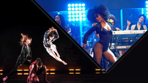 Contemporary Dance versus Commercial Dance