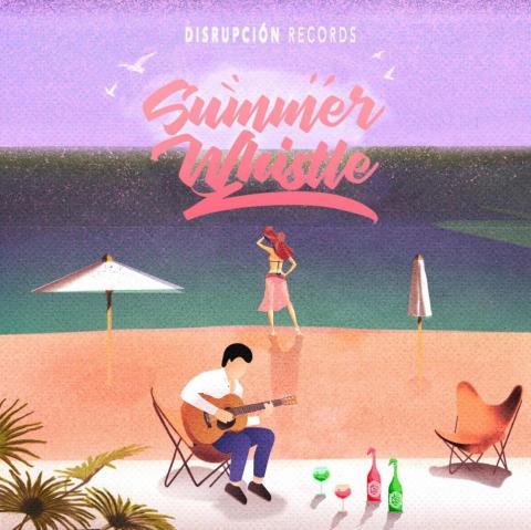 Summer Whistle album art