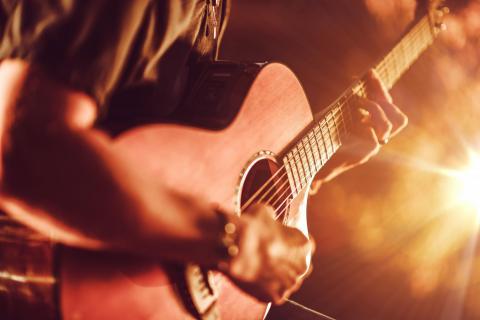 Guitarist Singer Songwriter Showcase