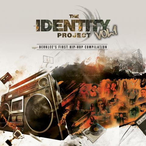Identity Project Vol 1 cover