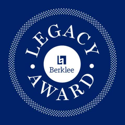 Berklee Legacy Awards