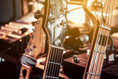 Guitar Night Jazz and Blues Student Showcase