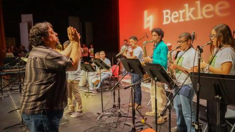 Four Berklee On The Road Alumni Share Their Journeys From Puerto Rico To Boston Berklee